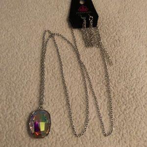 Paparazzi Imperfect Iridescence multi necklace